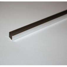 Профиль для стекла 8 мм